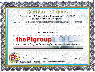 Illinois private detective license exam