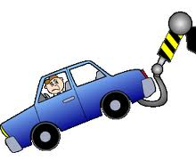 auto repossession clipart
